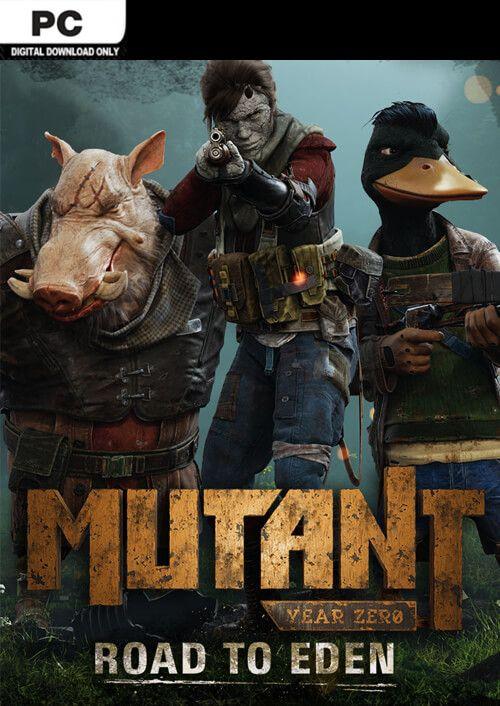 Mutant Year Zéro Road to Eden