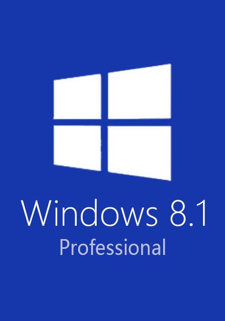 Windows 8.1 32/64 bit