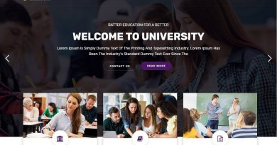 EduChamp - Education HTML Template Gratuit