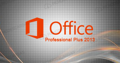 Microsoft office Professional plus 2013