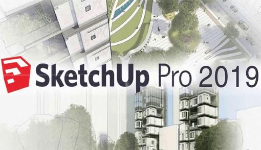 SketchUp Pro 2019 v19