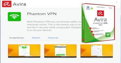 Activation Avira Phantom VPN