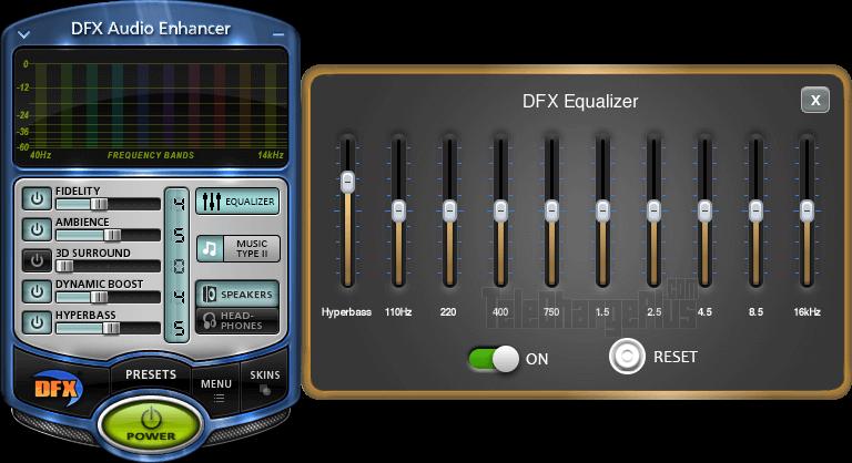 FX Audio Enhancer v13