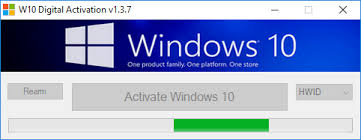 Windows 10 Digital Activation v2
