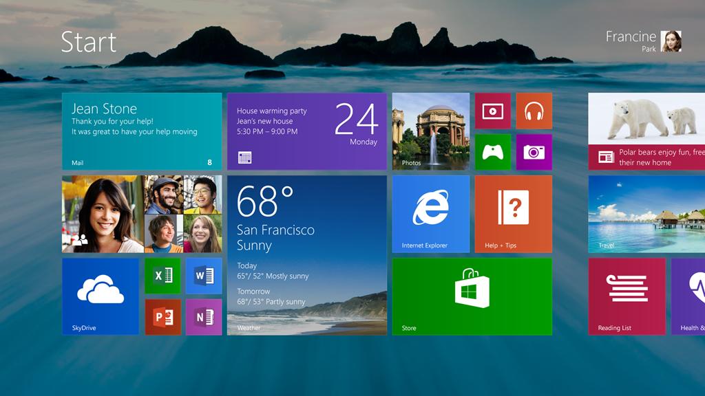 Achetez la clé professionnelle de Windows 8 et obtenez la meilleure offre sur une mise à niveau vers Windows 8 Pro