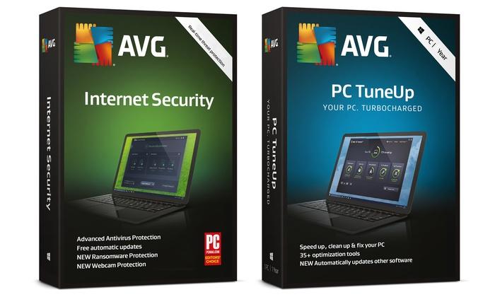 La clé de licence AVG Internet Security 2019