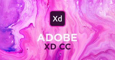 Adobe XD CC 2019