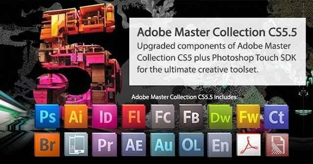 Adobe Master Collection CS5