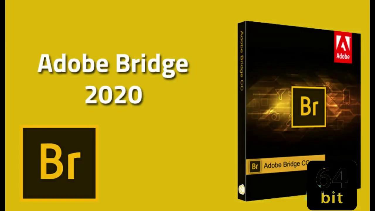 Adobe Bridge CC 2020