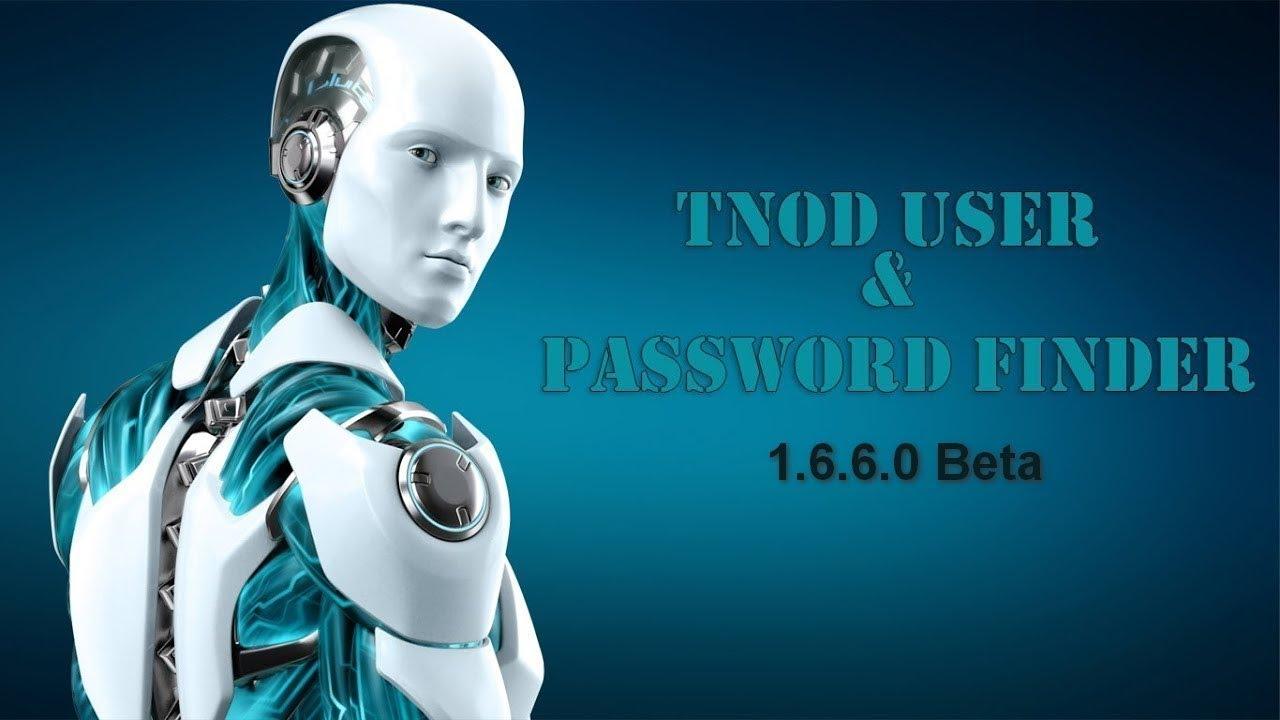 TNod User & Password Finder 1.7.0