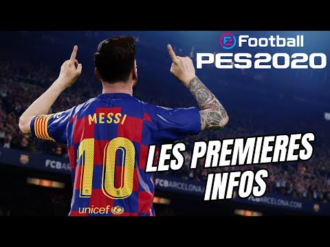eFootball Pro Evolution Soccer 2020 | France VS Albanie