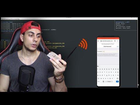 HACKER UN WIFI WPA/WPA2