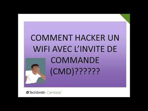 COMMENT HaCKER UN Wifi avec DOS(l'invite de commande sous windows.){Abel hacking}