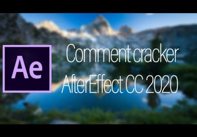 Comment Cracker Adobe AfterEffect CC 2020