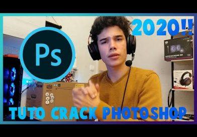 TUTO COMMENT CRACK PHOTOSHOP 2020 EN 5 MINUTE!!!! 100%FONCTIONNEL