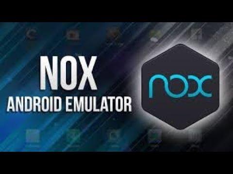 Emulateur Android sur Windows (Jeux application)