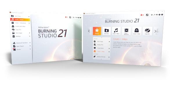Ashampoo Burning Studio 21.5.0.57 [Évaluation complète]