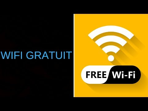Wifi Map :Avoir un wifi gratuit et partout