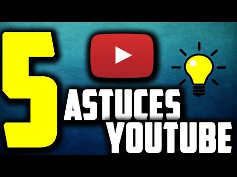 5 ASTUCES YOUTUBE POUR OPTIMISER SA CHAINE !