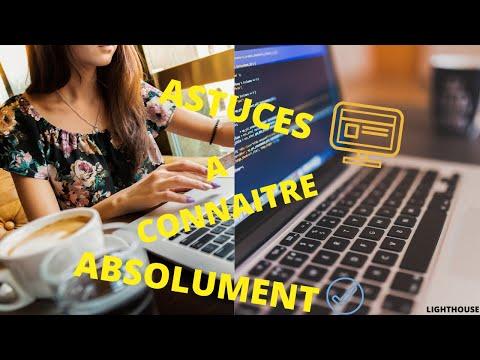10 ASTUCES PC A CONNAITRE ABSOLUMENT (Windows 7)