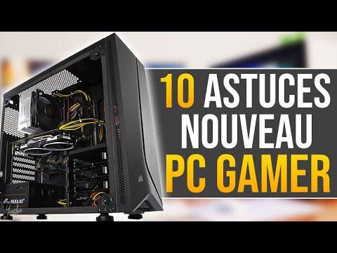 10 CHOSES A FAIRE SUR UN NOUVEAU PC (Astuces)