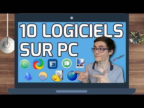 10 LOGICIELS INDISPENSABLES #1 - PC/Windows