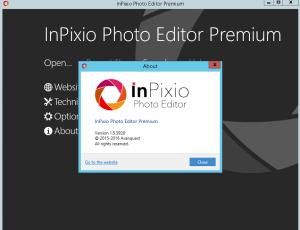 InPixio Photo Editor 2020