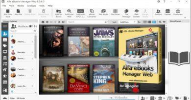 Alfa eBooks Manager Web 2020