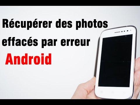 Tuto : Comment récupérer ses fichiers (photos, vidéos) effacés par erreur sous Android