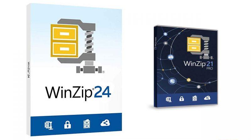 WinZip Pro 2020