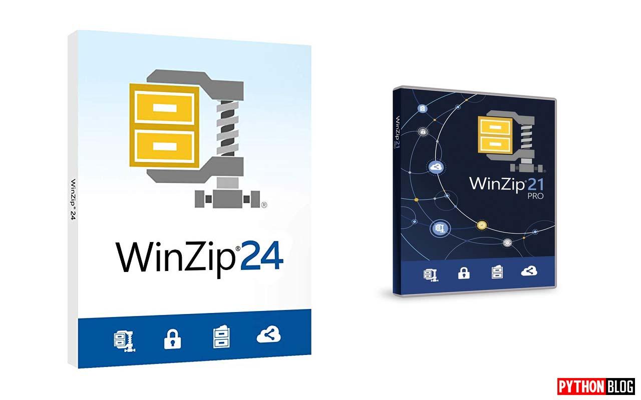 WinZip Pro 24.0 Build 14033 [Évaluation complète]