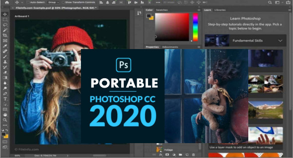 Adobe-Photoshop-Portable-2020