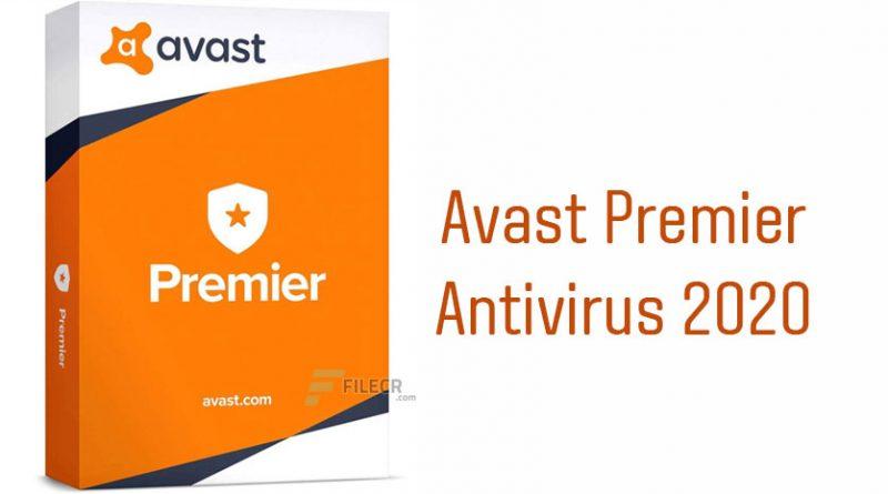 Avast Premier 2020 Crack + License Version complète ...