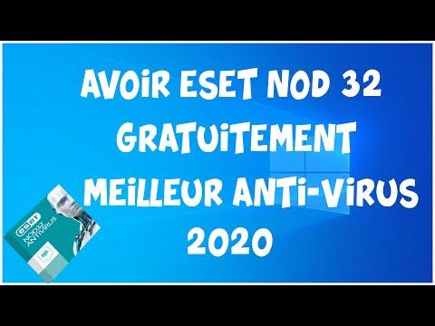 AVOIR LE MEILLEUR ANTIVIRUS 2020 GRATUITEMENT ET À VIE !