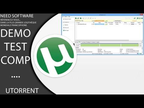 Comment télécharger des films/logiciels Avec Utorrent [Tutorial]