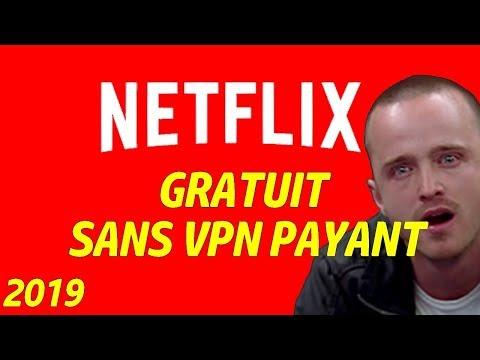 Netflix  - Comment avoir le catalogue US GRATUIT et à VIE