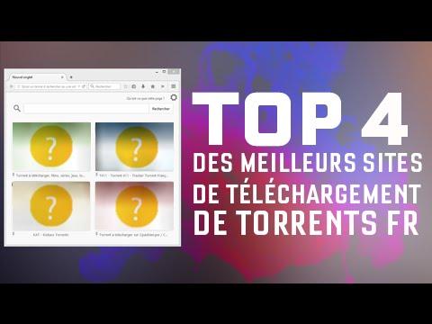 [TOP 4] des meilleurs sites de téléchargement de Torrents FR