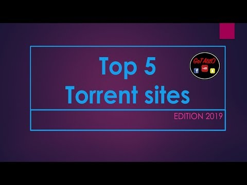 |TORRENT| • Top 5 des meilleurs sites torrent ◊