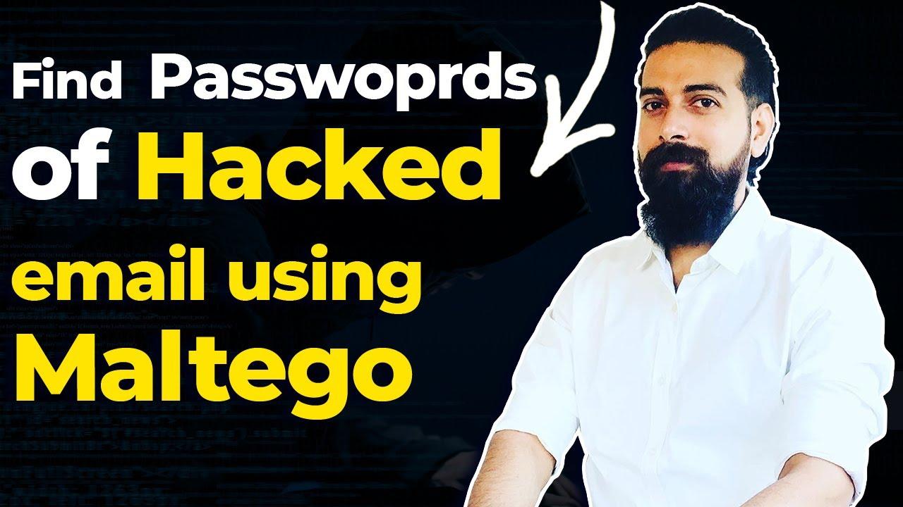 Comment trouver le mot de passe des adresses e-mail piratées à l'aide d'OSINT