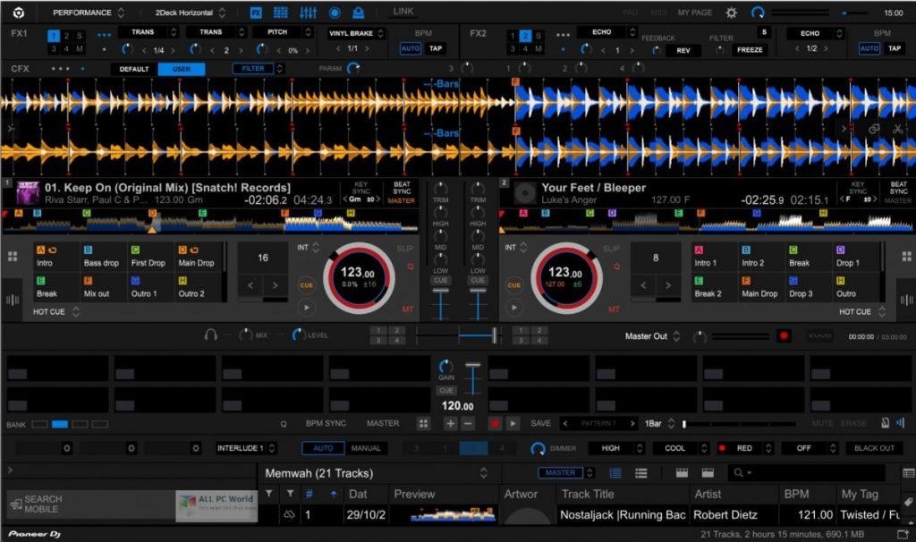 Télécharger Pioneer DJ Rekordbox 2020 v6.0 gratuitement