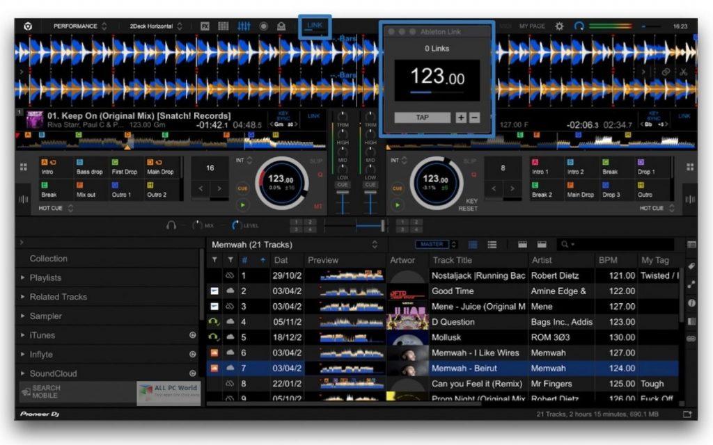 Pioneer DJ Rekordbox 2020 v6.0 pour Windows