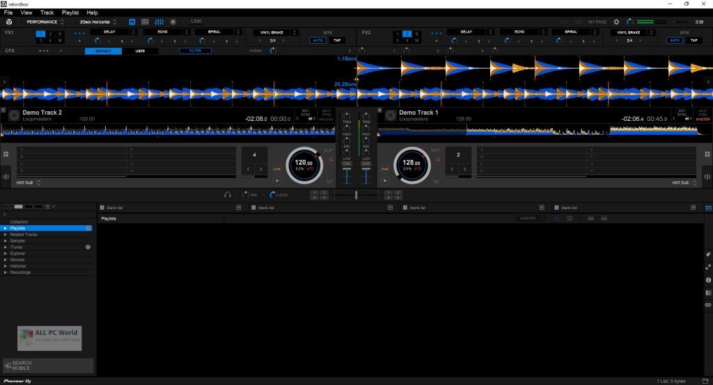 Pioneer DJ Rekordbox 2020 v6.0 Télécharger
