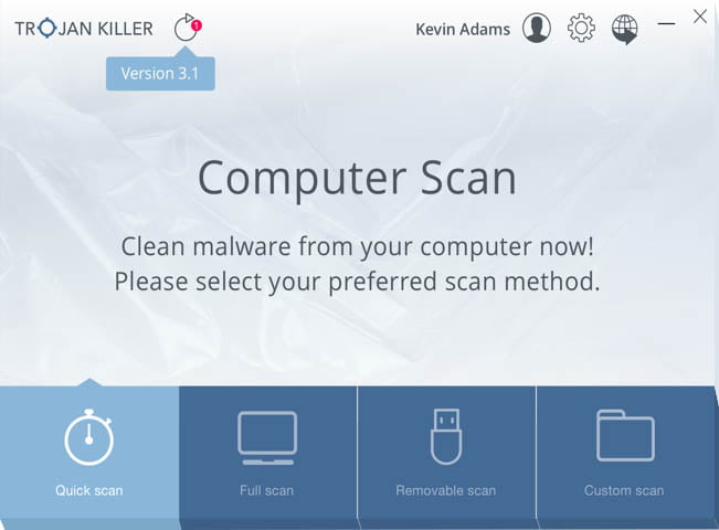 TROJAN KILLER 2.1.22 CRACK Patch D'installation Complet De Keygen