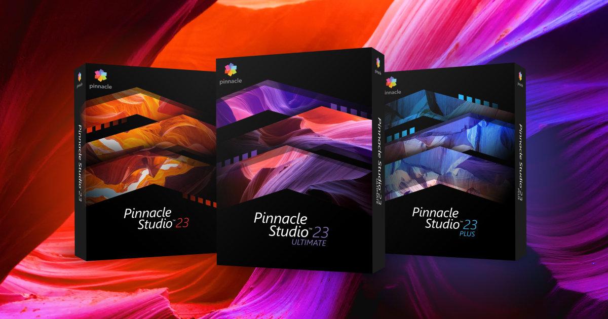 Télécharger Pinnacle Studio Ultimate 23.2 Gratuitement