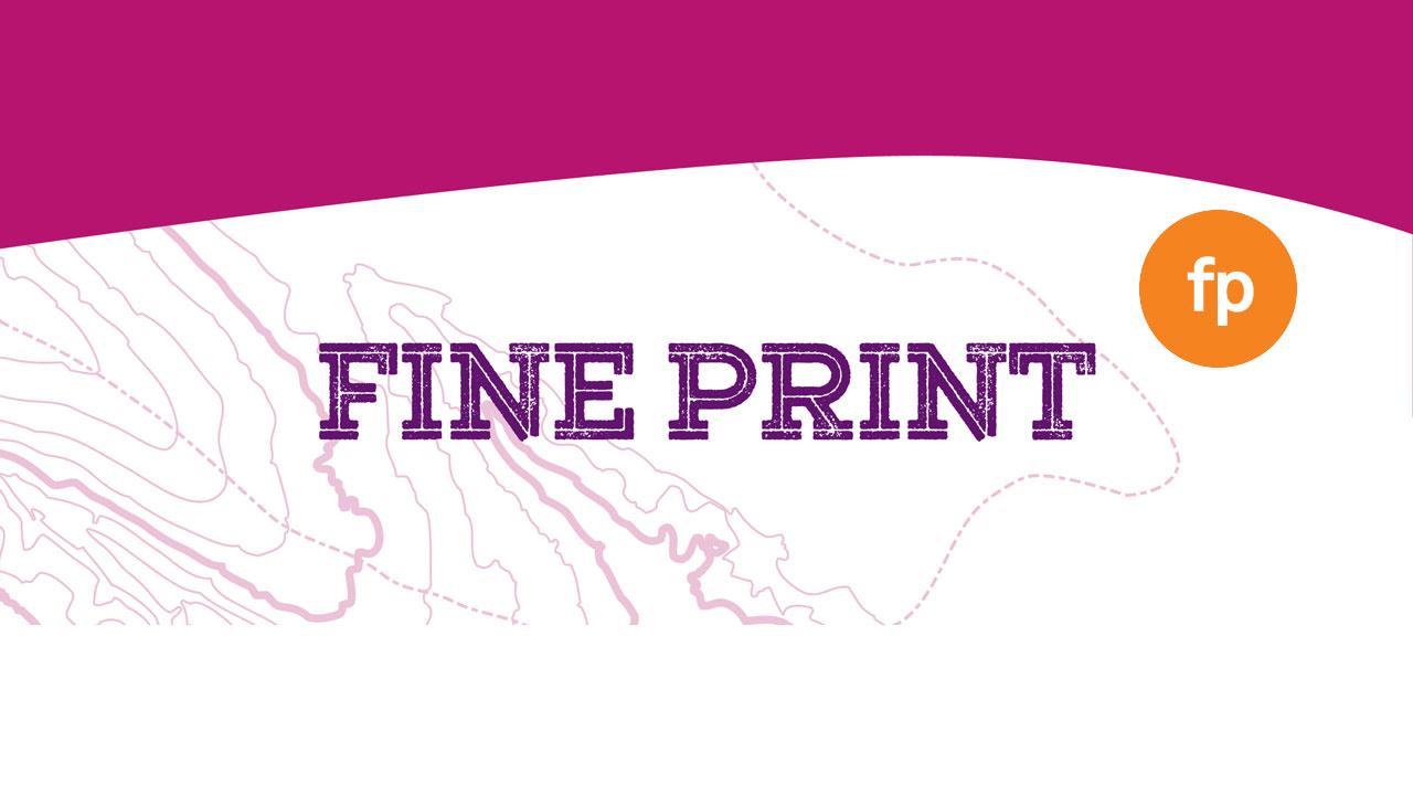 Fine Print 10.25
