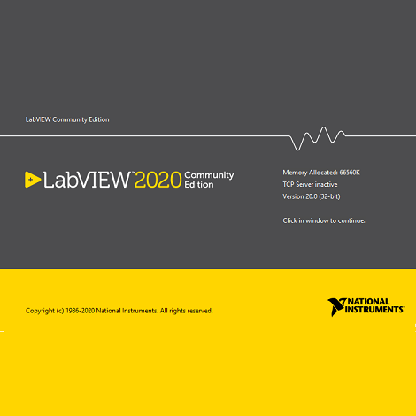 Télécharger NI LabVIEW 2020 v20.0