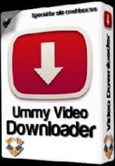 Ummy Video Downloader 1.10.5.3 Crack