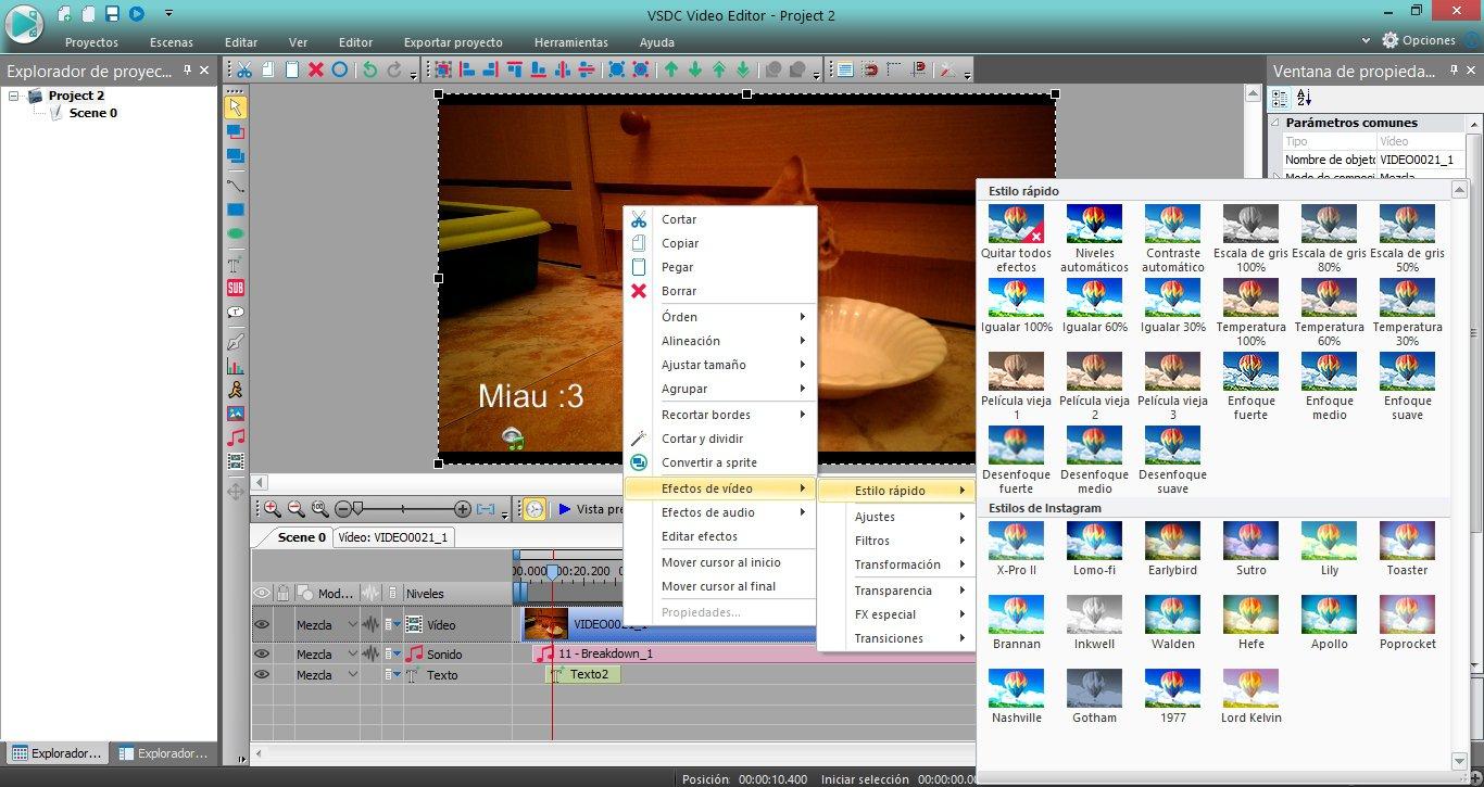 VSDC Video Editor Pro 6.3.5.6 Crack + License Key 2019 Télécharger