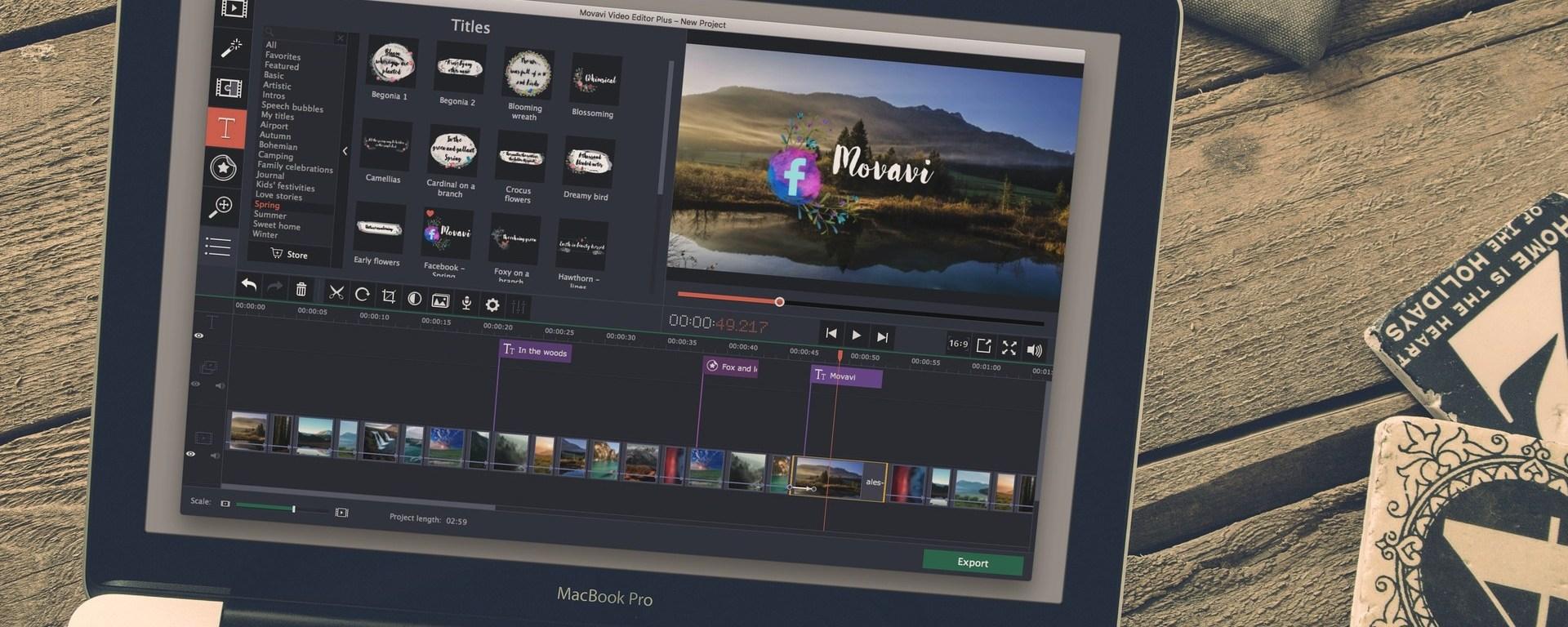 Movavi Video Suite 20.2.0 + Activation Key Dernière version 2020
