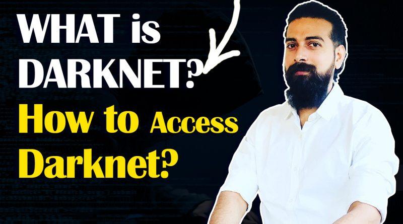 Darknet expliqué - Qu'est-ce que Dark wed et que sont les répertoires Darknet?